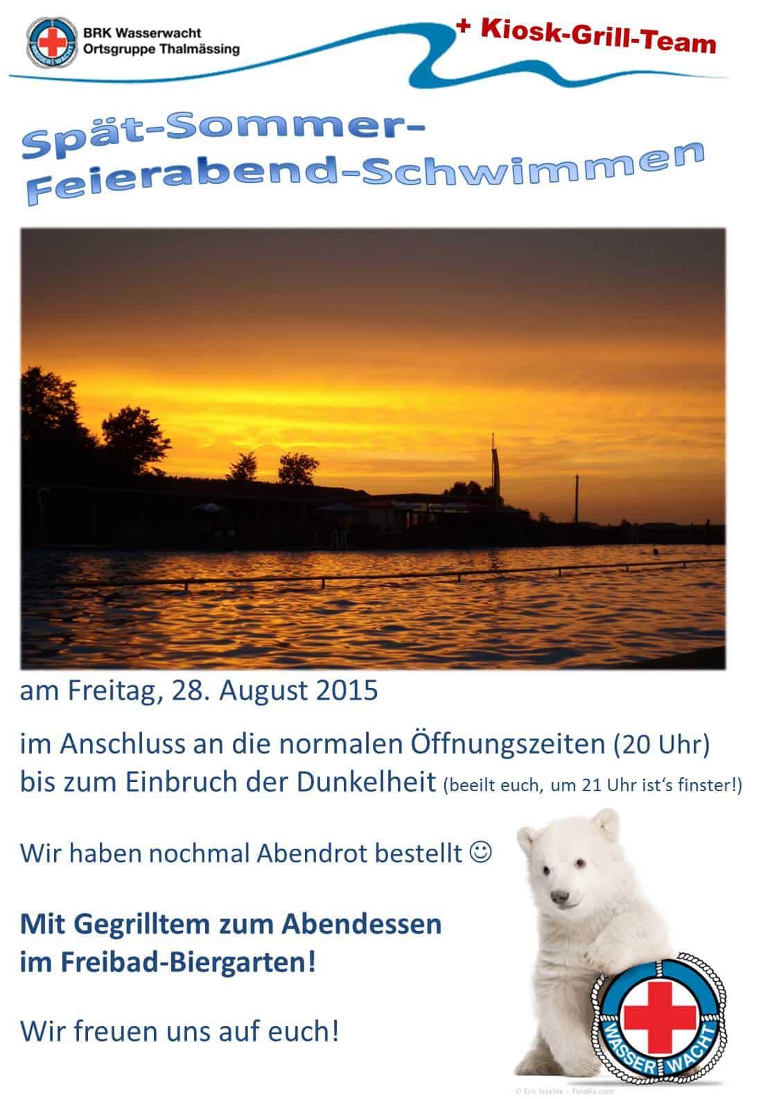 PlakatFeierabendschwimmen20150828